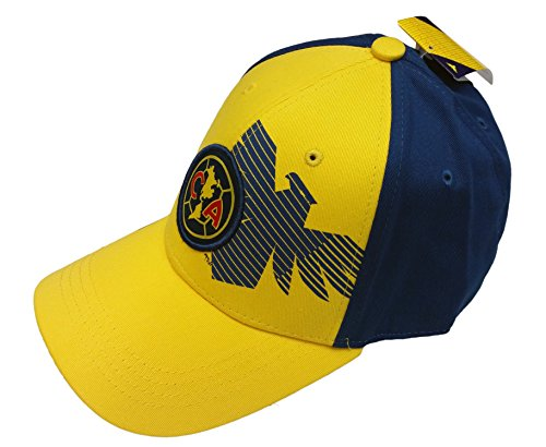 Club America Closed Back Cap Hat Official Licensed (Club Jacket Kids America)