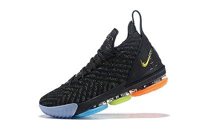 online retailer f3b53 81018 Amazon.com | Ziyueguan Mens Basketball Shoes Lebron 16 ...