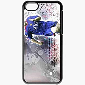 XiFu*MeiPersonalized ipod touch 4 Cell phone Case/Cover Skin Rooney Manchester United Football BlackXiFu*Mei