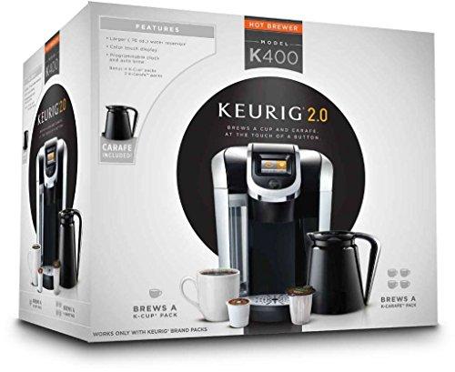Keurig K400 2 0 Brewing System Black Buy Online In Uae