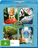 Tinker Bell Quad Pack [4 Discs] [Import - Australia]