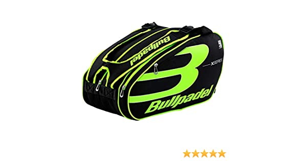 Paletero Bullpadel Fun X-Series Yellow