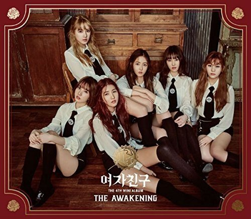 CD : Gfriend - Awakening (Knight Ver) (Asia - Import)