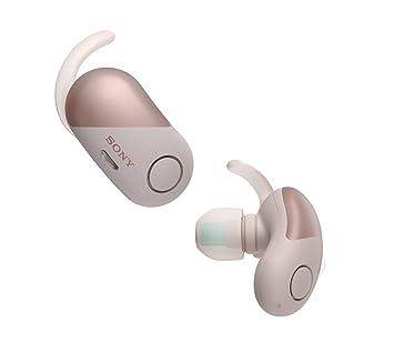 CE7 - Auriculares deportivos totalmente inalámbricos (cancelación de ruido, modo sonido ambiente, Bluetooth) , color rosa: Amazon.es: Electrónica