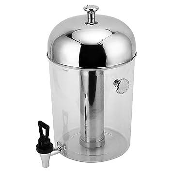 Dispensador de bebidas Coco - accesorios para dispensador barril-8L - con cubierta metálica de