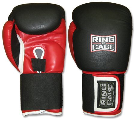 Ring to Cage Training Boxing Gloves for Muay Thai, MMA, Kickboxing, Boxing