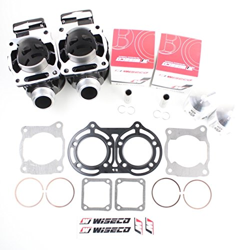 NICHE Cylinder Wiseco Piston Gasket Top End Kit for for sale  Delivered anywhere in USA