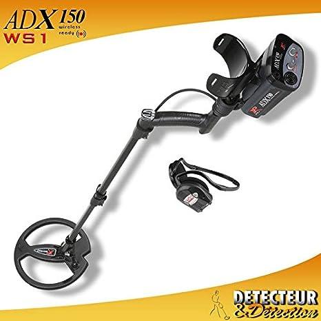 Detector de metales, XP ADX 150-Auriculares de diadema ...