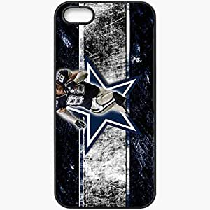 Personalized iPhone 5 5S Cell phone Case/Cover Skin 1239 dallas cowboys Black by kobestar