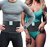 Everyday Medical Post Surgery Abdominal Binder For Men And Women - Medical Grade Stomach Compression Brace for Waist and Abdomen Surgeries such as Gastric Bypass, Liposuction, C-Section, Tummy Tuck