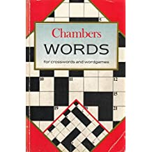 Chambers Words for Crosswords, Scrabble and All Other Word Games