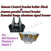 XSD MOEDL Remote Control Bracket Holder Antenna Parallel Vertical Bracket Extended Range Aluminum Signal Booster For RC DJI Phantom 4 Phantom 3 Inspire 1