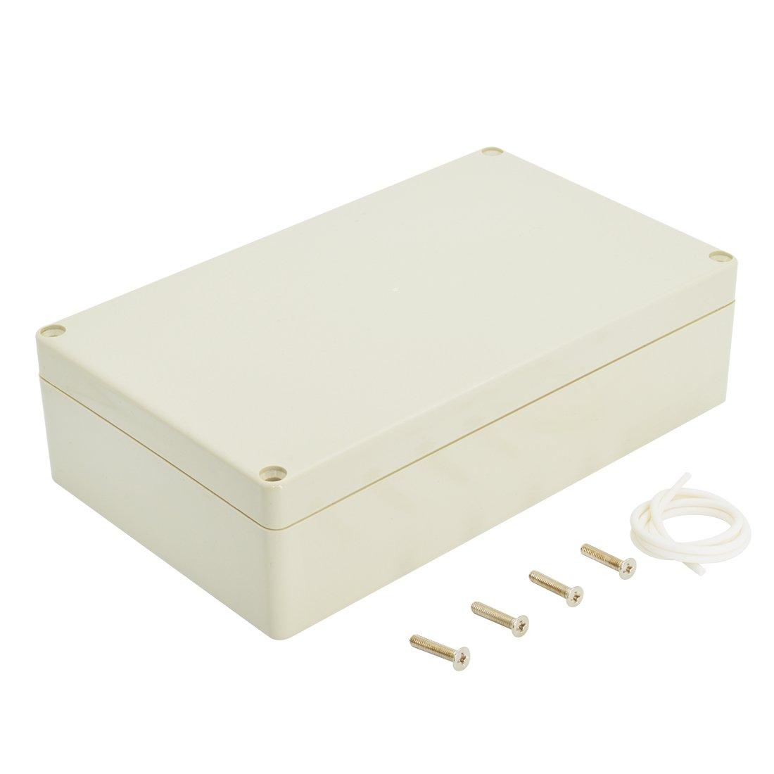 LeMotech Waterproof Dustproof IP65 ABS Plastic Junction Box