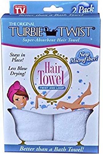Turbie Twist Microfiber Hair
