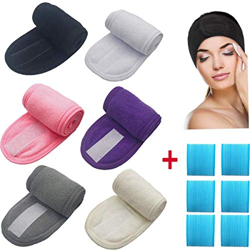 Headband MOLYHUA Adjustable Grippers Headbands product image