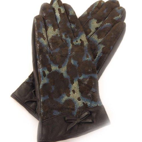 [リリーの宝 (Les Tresors De Lily)] (Scarlett コレクション) [K7599] 手袋 ブラウン