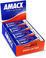 Amacx Energy Oat Bar 50 gr - Energiereep - Coconut - 12 stuks