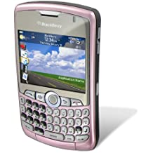 RIM BlackBerry 8330 Curve Phone, Soft Pink (Verizon Wireless) CDMA only - QWERTY. No Contract Required.