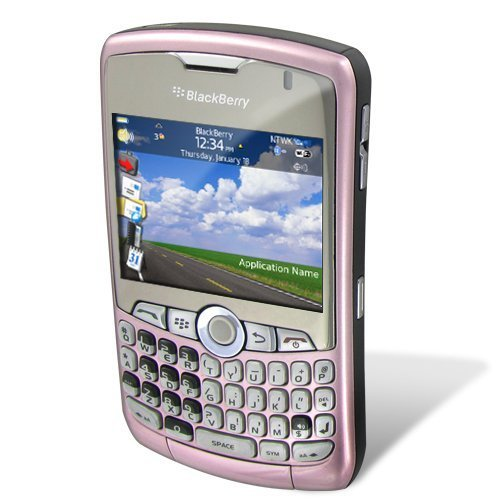 Verizon Rim (RIM BlackBerry 8330 Curve Phone, Soft Pink (Verizon Wireless) CDMA only - QWERTY. No Contract Required.)