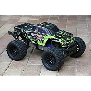 Muddy Monster Body for Stampede/Bigfoot 1/10 Scale Cover Shell (Truck not included)