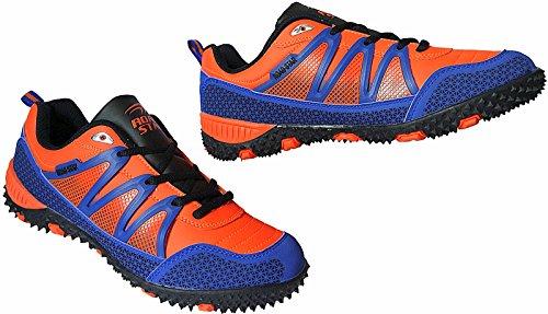 Damen Laufschuhe Turnschuhe Sport schuhe Sneaker gr.36 - 41 nr.81502 blau-orange