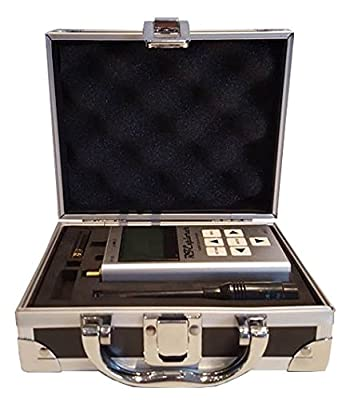 RF Explorer - ISM Combo and Handheld Spectrum Analyzer With Aluminium Case
