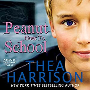 Peanut Goes to School Audiobook