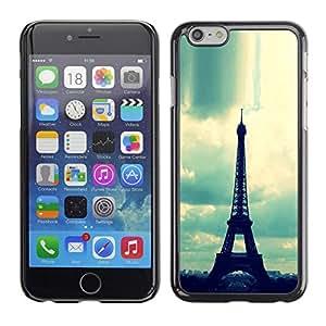 SKCASE Center / Funda Carcasa - Partido Modelo abstracto;;;;;;;; - Apple Iphone 6 Plus 5.5