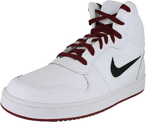 Nike Mens EBERNON MID White Anthracite