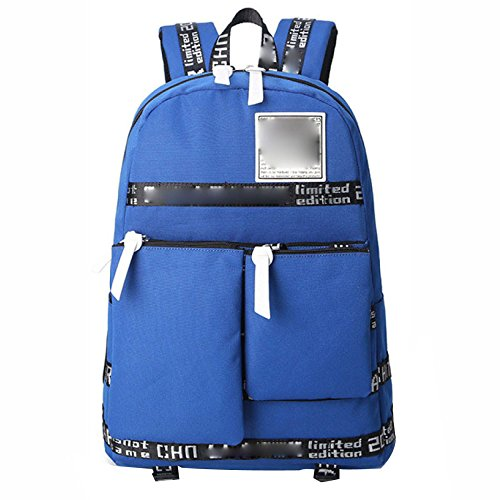 compartment Men's Multi Multi functional Oxford Storage Bags Backpack Dhfud Sapphire Bag wPHTqa