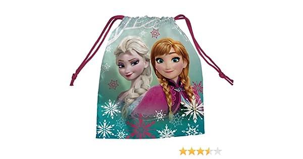 Frozen-WD11399 Frozen Bolsa de Picnic congelada 26 x 21 cm WD11399