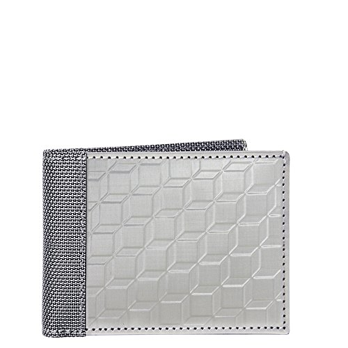 rfid-blocking-stewart-stand-textured-stainless-steel-slim-wallet-with-id