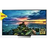 Sony BRAVIA KD-55X8500C 138.8 cm (55) 4K (Ultra HD) Smart 3D LED TV