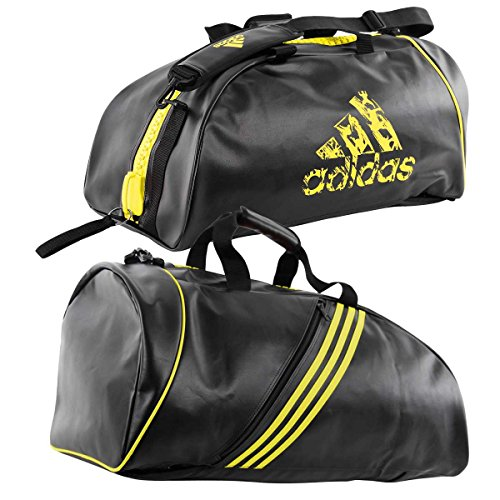 adidas Zaino BLACK-YELLOW