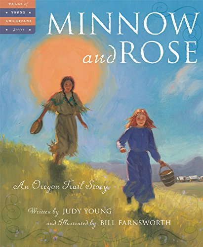 Minnow Rose Oregon Trail Americans ebook product image