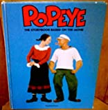 Popeye: The storybook based on the movie