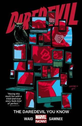 Read Online Daredevil Vol. 3: The Daredevil You Know (Daredevil: Marvel Now!) pdf epub