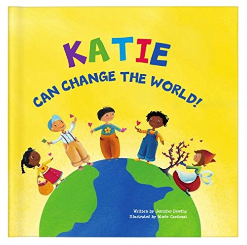 Personalized Be The Change Book Acts of Kindness Softcover