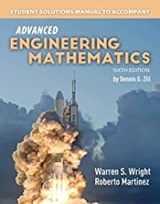 Student Solutions Manual for Advanced Engineering Mathematics