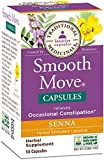 Traditional Medicinals Smooth Move Senna Capsules, 50 Capsules (Pack of 6)