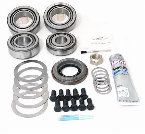 G2 Axle /& Gear 35-2011C G-2 Master Installation Kit