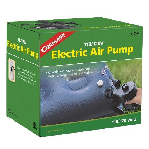 Coghlan's 110/120V Electric Air Pump, Outdoor Stuffs