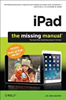 iPad: The Missing Manual, 6th Edition Front Cover
