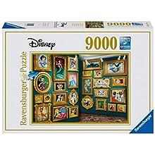 Ravensburger- Disney Museum Puzzle 9000 Piezas, Color 1. (14973)