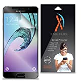 XShields© High Definition (HD+) Screen Protectors for Samsung Galaxy A5 (2016) (Maximum Clarity) Super Easy Installation [2-Pack] Lifetime Warranty, Advanced Touchscreen Accuracy
