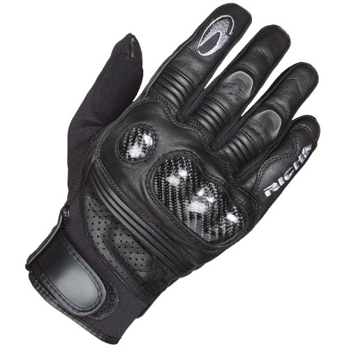 5PS100/XL - Richa Protect Summer Motorcycle Gloves XL Black