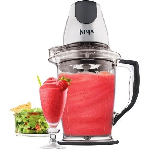 Ninja Master Prep Blender Food Processor Mixer Drink Pro Chopper Frozen Smoothie (Ninja Blender Chopper compare prices)