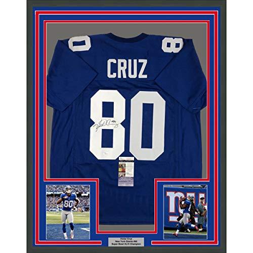the latest 675e2 4f87c Victor Cruz Giants Shirt, Giants Victor Cruz Shirt, Victor ...