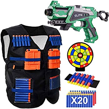 Electronic Scoring Toy Target Electric Meter Sub-target Automatic Return Water Gun Soft Bullet Gun Battle Practice Target Handsome Appearance Outdoor Fun & Sports