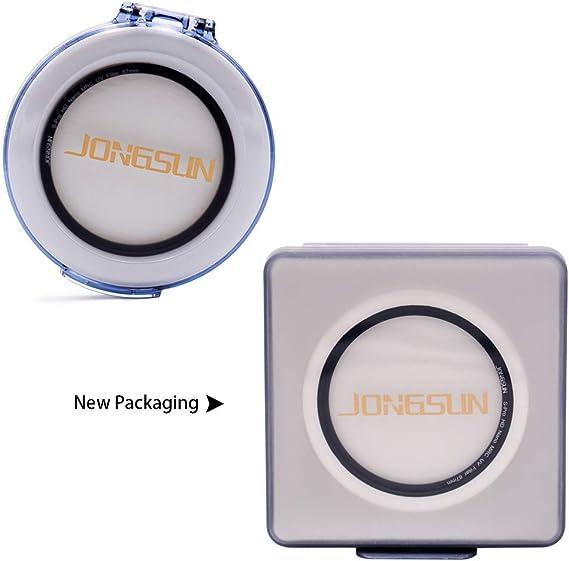 JONGSUN 105mm UV Filter S-Pro HD Nano MRC16 Camera Ultraviolet Protection 16